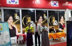 韩国进口沉香精油面膜惊艳广州美博会 让你体验非同一般的关怀
