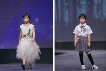 黄奕7岁女儿居家造型接地气长发飘飘气质淑女真是女大十八变