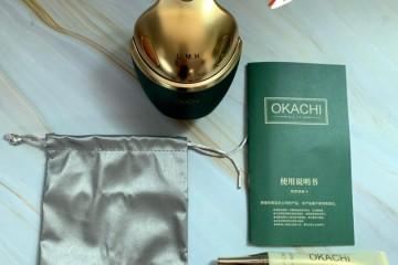 OKACHI欧卡姿小摩兔射频美容仪,轻松打造水光肌